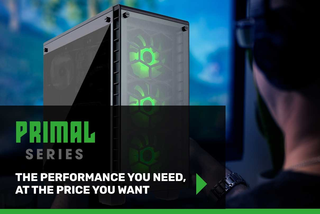 Primal - Great Value Gaming