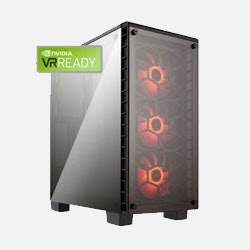 Save on the Ceratosaur VR Prebuilt PC