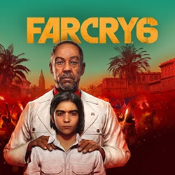Far Cry 6 with selected AMD Ryzen CPU's